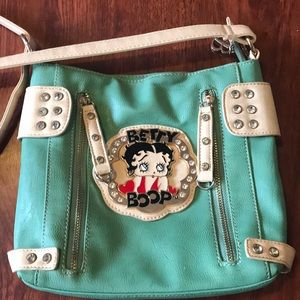 Handbags - Betty Boop purse.